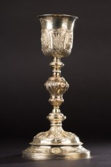 Chalice, Holy Grail, 19th century, 950 silver