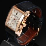 Raymond Weil 'Don Giovanni Cosi Grande'. Men's chronograph, 18 kt. red gold, 2007