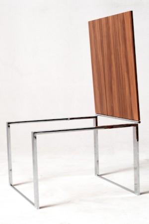 m bel thomas m ller j rg wulff beistelltisch 39 alto 39 f r cor tischplatte. Black Bedroom Furniture Sets. Home Design Ideas