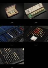 Større samling vintage fyldepenne, Montblanc, Parker, Pilot m.m. (33)