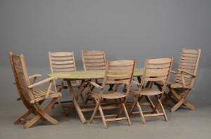 trip trap havemøbler Trip Trap, havemøbler, teak (7) Denne vare er sat til omsalg under  trip trap havemøbler