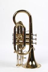 Trompet - Getzen model Capri.
