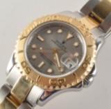 Rolex Oyster Perpetual Date Yacht Master, Damur, medsize