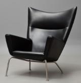 Hans J. Wegner. Wing Chair, model CH-445