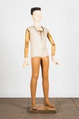 A mannequin, Ferry Boudrot Paris, 1950s