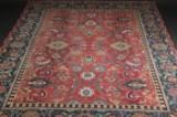 Stort persisk Tabriz Petag tæppe, 571 x 391 cm.