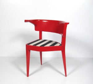 stefan wewerka stuhl modell b1 f r tecta germany. Black Bedroom Furniture Sets. Home Design Ideas