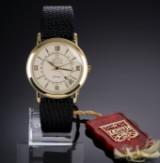 Zenith '672 Chronometer GMT'. Limiteret herreur i 18 kt. guld -