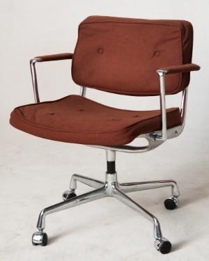 m bler charles ray eames b rostuhl 39 intermediate desk chair 39 f r herman. Black Bedroom Furniture Sets. Home Design Ideas