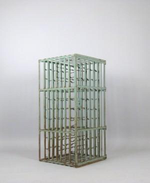 ware 3998440 arnold germany weinregal weinschrank aus metall f r 100 flaschen. Black Bedroom Furniture Sets. Home Design Ideas
