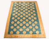 Teppich, Design Ozbeki Pamir, ca 286 x 201 cm