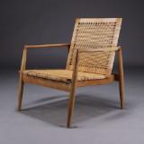 Finn Juhl. Easy chair, model 96, Søren Willadsen