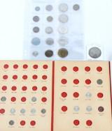 Danske mønter. Diverse mønter.