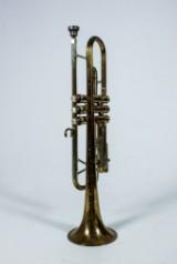 Wohlrab Germany Trumpet längd 48 cm