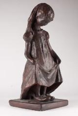 Austin Prod. Skulptur forestillende pige