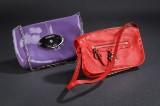2 Mulberry tasker, clutch og lille håndtaske.(2)
