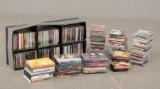 CD samling, Rock/Pop (190)