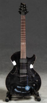 CORT E-Gitarre, Zenox Custom 2, Translucent Black