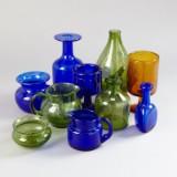 Vaser skål kannor Erik Höglund