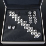 Georg Jensen, ARCHIVE jewellery set designed by Arno Malinowski