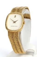 Audemars Piguet. Ladies watch, 18 kt. gold. Rarely sold at auction
