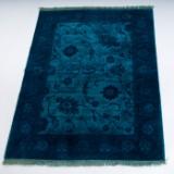 Teppich, Design 'India Zahire' von Loomier, Indien, 141 x 195