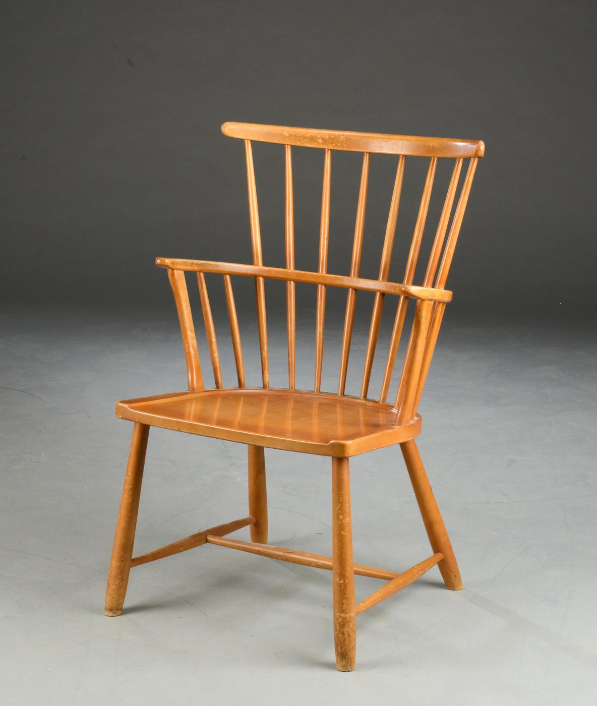 Ove Boldt for FDB. Windsor stol)