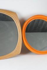 Två speglar. Fröseke Nybrofakriken mm (2)