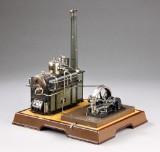 Märklin steam engine, GM & Cie, c. 1930