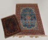 To persiske tæpper. (2)
