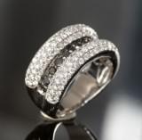 Brilliant-cut diamond ring, approx. 2.05 ct.