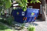 Container - släng upp till 6 ton skräp