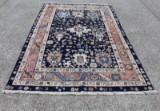 Teppich , Wolle auf Baumwolle, 275 x 184 cm