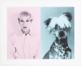 Christopher Makos, Separated at Birth, Archival Print, 1998