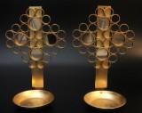 Väggljusstakar, ett par (2)