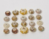 20 beads /charms - Charlotte Borgen -