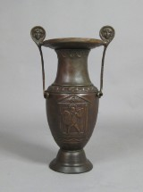 Amforavase af bronze