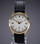 Jaeger-LeCoultre 'Automatic'. Vintage men's watch, 18 kt. gold, c. 1950s