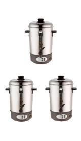 Varmebeholdere i rustfri stål - kapacitet 8 liter (3)