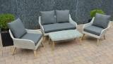 Lounge havesæt, model Cayenne - Light sand