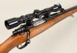 Whitworth Interarms jagtriffel model Mark X, kal. 308