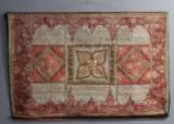 Indisk broderi - vægtæppe 160x102 cm.