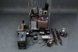 Samling måleinstrumenter
