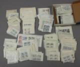 Grønland samling marginalfirblokke G 034-G 480 **