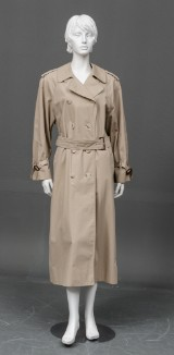 Burberry Trenchcoat str. 40/42, lang model