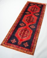 Ardabil tæppe, Persien, ca. 340 x 130 cm