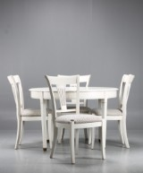 Grange, dining suite, 'Grange Directoire' (1+4)