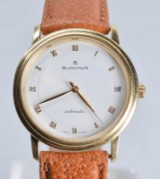 Blancpain, 'Villeret' watch, 18K gold