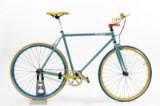 Von Braun. Fixiebike. lakeret