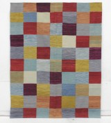 Matta, modern art Kelim, 232 x 180